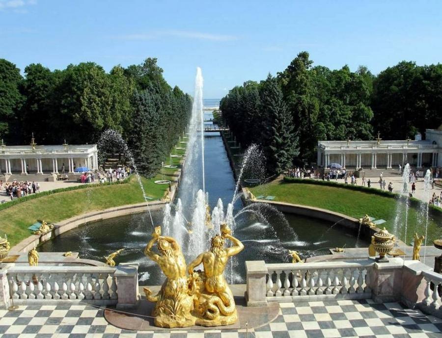 Saint-Petersburg and Region - Russia regions