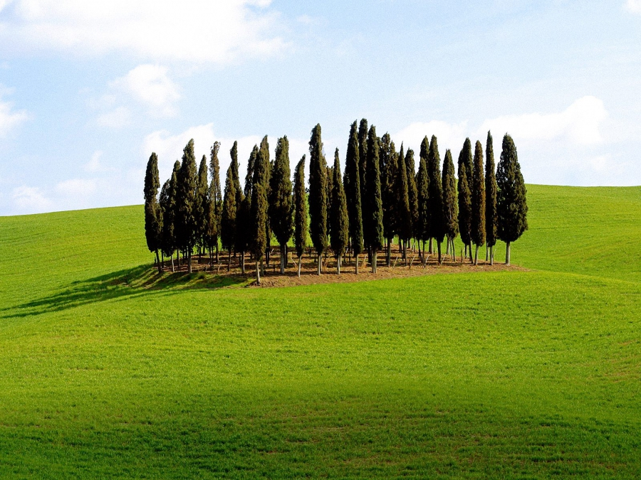 Тоскана - Италия Регионы