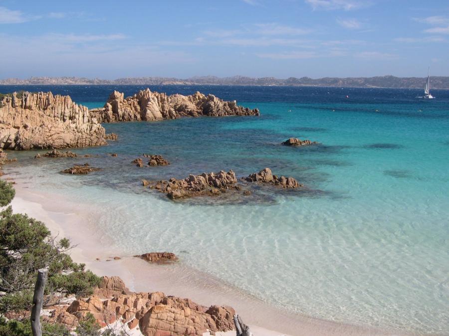 Сардиния - Италия Регионы