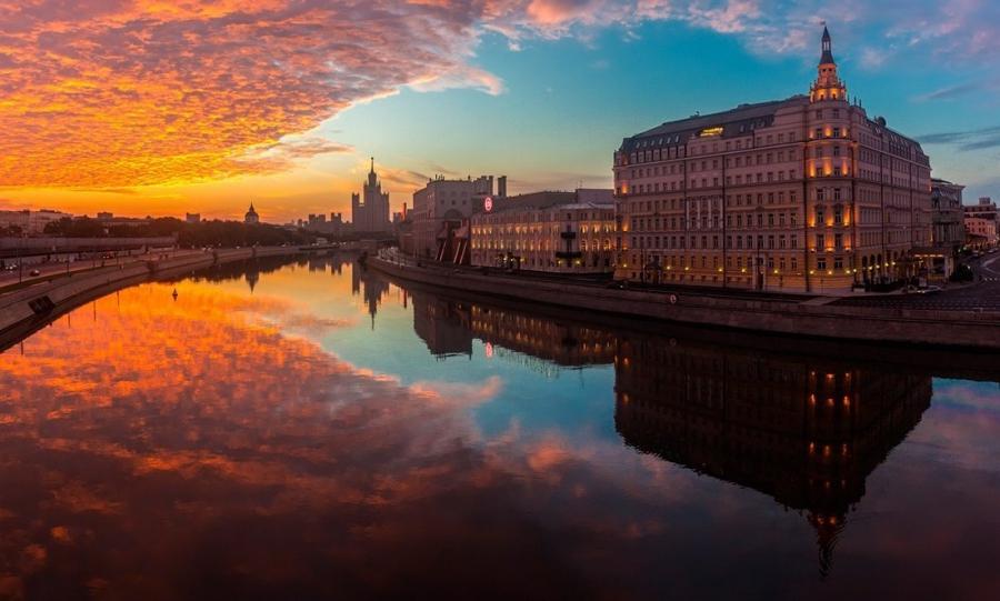 Московская область - Россия Регионы