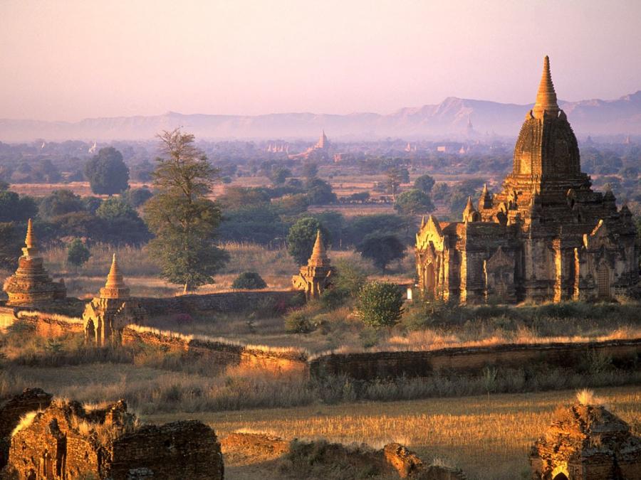 Mandalay Region - Myanmar regions