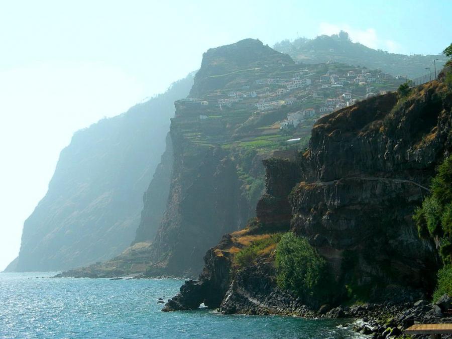 Мадейра - Португалия Регионы