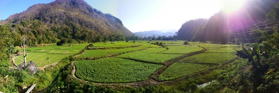 Мае Хонг Сон - Тайланд Регионы