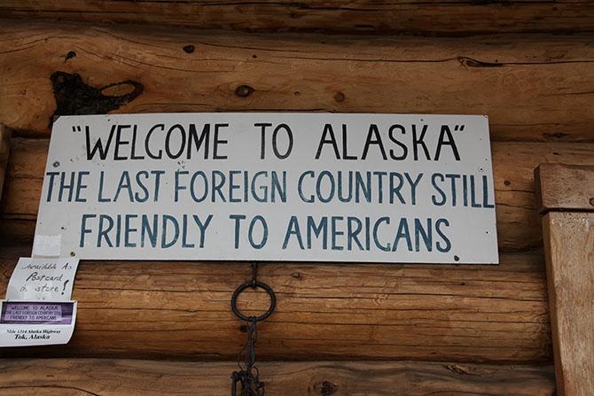 Alaska - USA regions