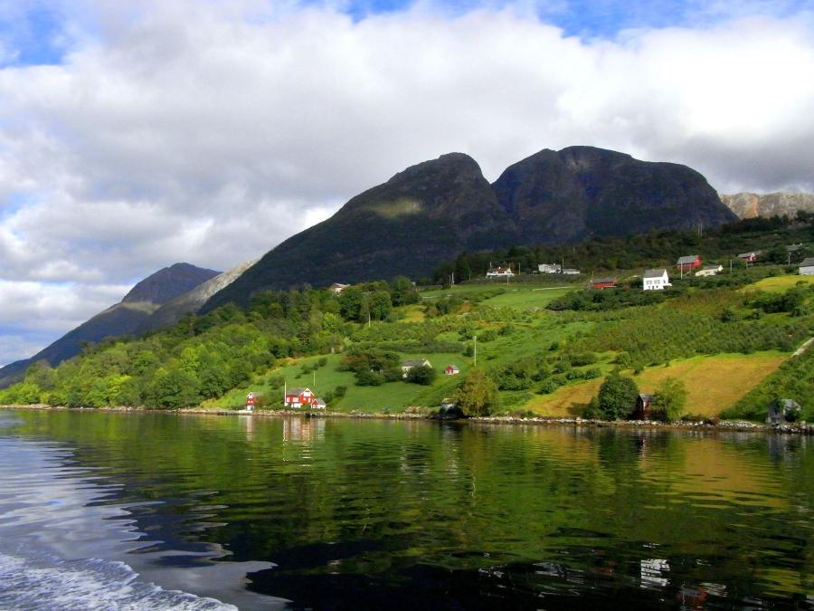 Hordaland - Norway regions