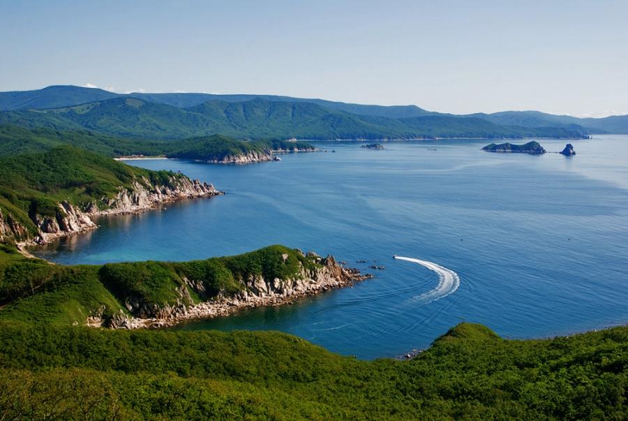 Приморский край - Россия Регионы
