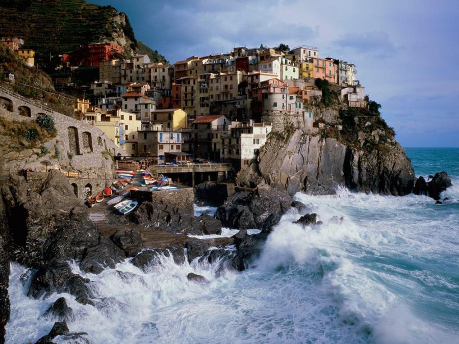 Сицилия - Италия Регионы
