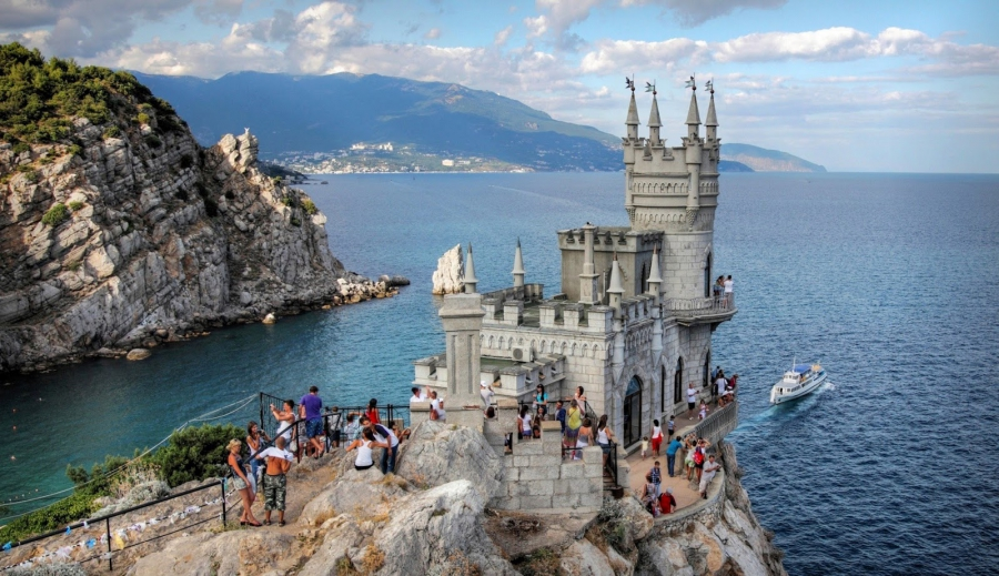 Crimea - Russia regions