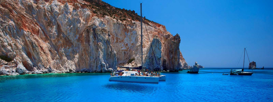 Kikladhes islands - Greece regions