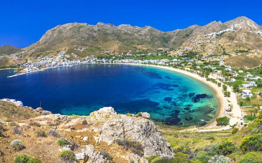 Kikladhes islands - Greece regions