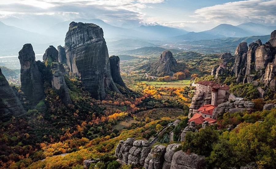 Thessaly - Greece regions