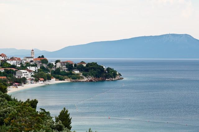 Сплитско-Далматинская жупания - Хорватия Регионы