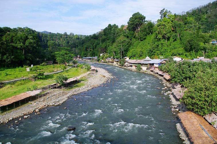 Суматра - Индонезия Регионы