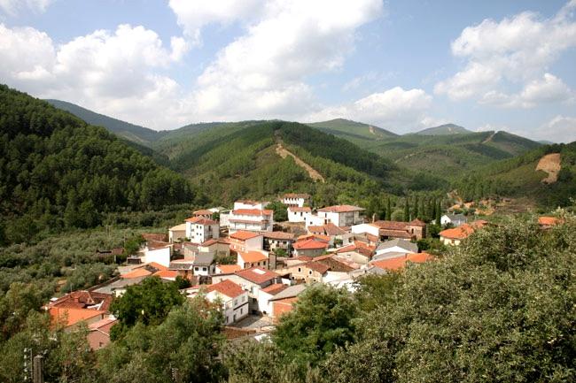 Эстремадура - Испания Регионы
