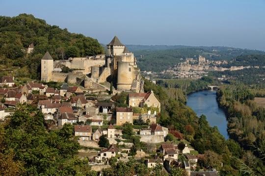 Новая аквитания - Франция Регионы