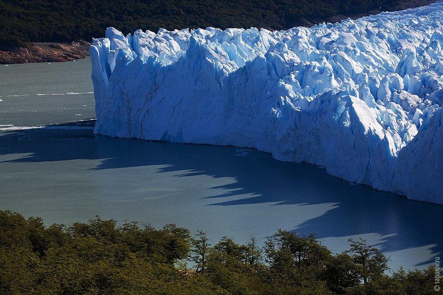 Патагония - Чили Регионы