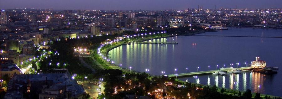 Дешевые билеты в Баку из Санкт-Петербурга от 4000 RUB туда-обратно (RT)