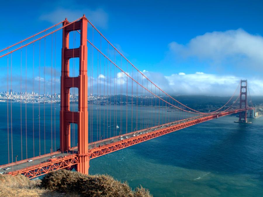 Дешевые билеты в Сан-Франциско из Санкт-Петербурга от 22000 RUB туда-обратно (RT)