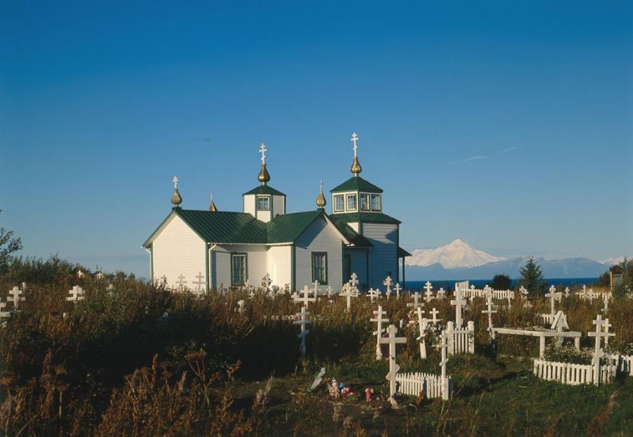 Православные храмы 1978 г