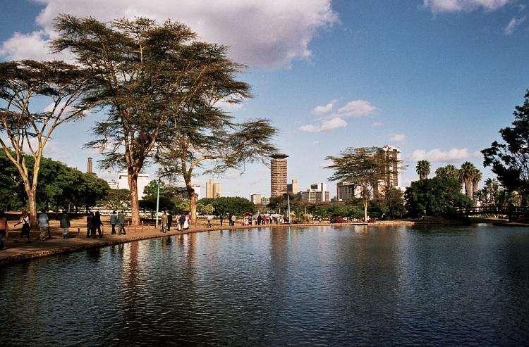 Дешевые билеты в Найроби из Санкт-Петербурга от 23000 RUB туда-обратно (RT)