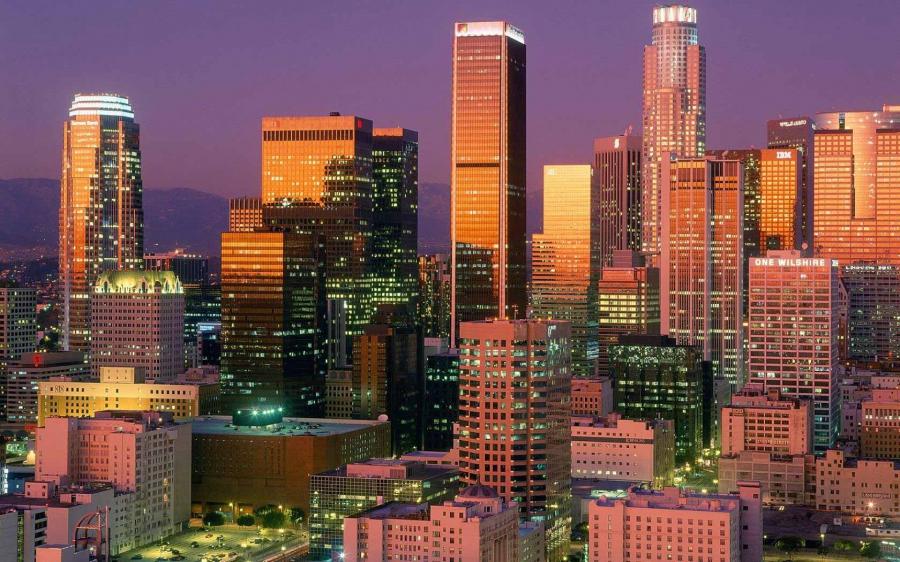 Дешевые билеты в Лос-Анджелес из СПб от 21500 RUB туда-обратно (RT)
