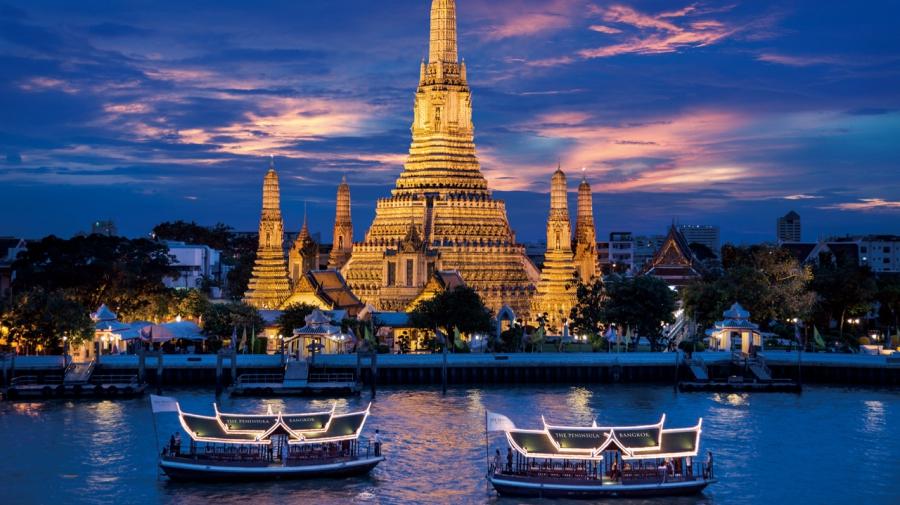 Дешевые билеты в Бангкок из Санкт-Петербурга от 26900 туда-обратно (RT)