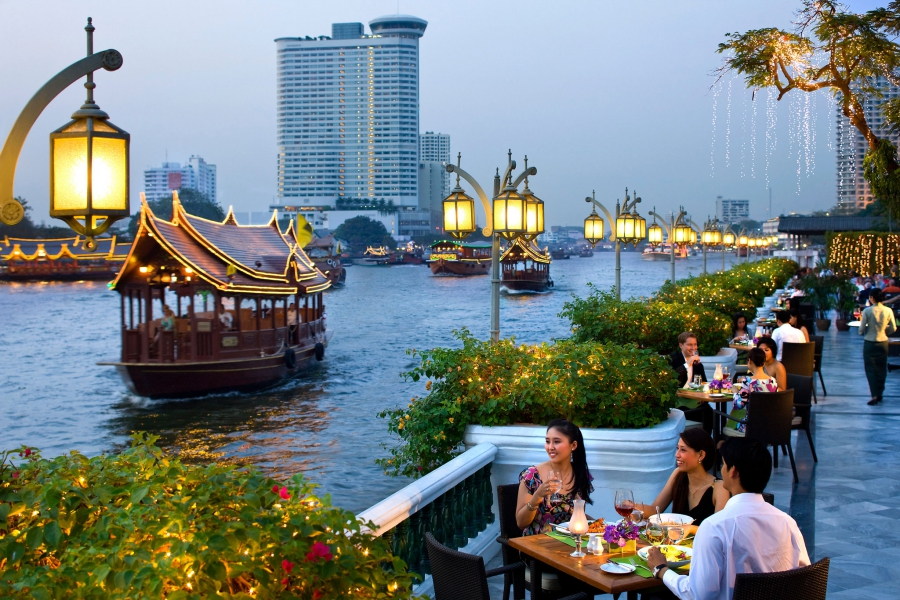 Дешевые билеты в Бангкок из Санкт-Петербурга от 23500 RUB туда-обратно (RT)