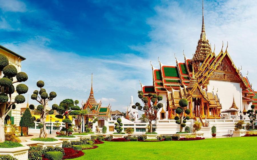 Дешевые билеты в Бангкок из Санкт-Петербурга от 24000 RUB туда-обратно (RT)