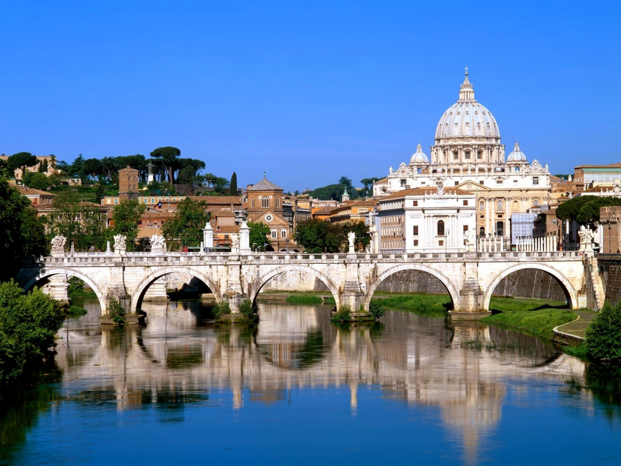 Дешевые билеты в Рим из Санкт-Петербурга от 6500 RUB туда-обратно (RT)