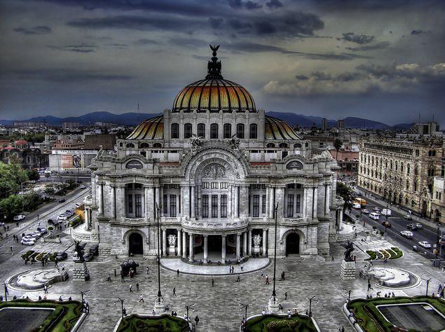Дешевые билеты в Мехико из Санкт-Петербурга от 29400 руб туда-обратно (RT)
