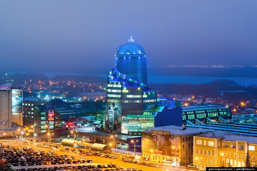 Дешевые билеты в Самара из Санкт-Петербурга от 5000 RUB туда-обратно (RT)