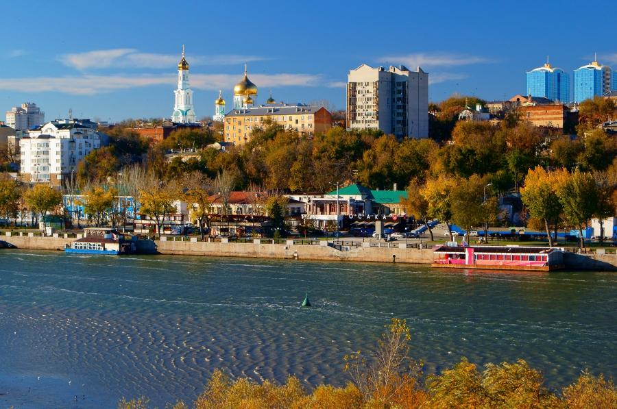 Дешевые билеты в Ростов-на-Дону из Санкт-Петербурга от 3000 RUB туда-обратно (RT)