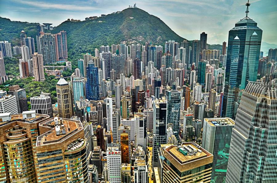 Дешевые билеты в Гонконг из Санкт-Петербурга от 22000 RUB туда-обратно (RT)