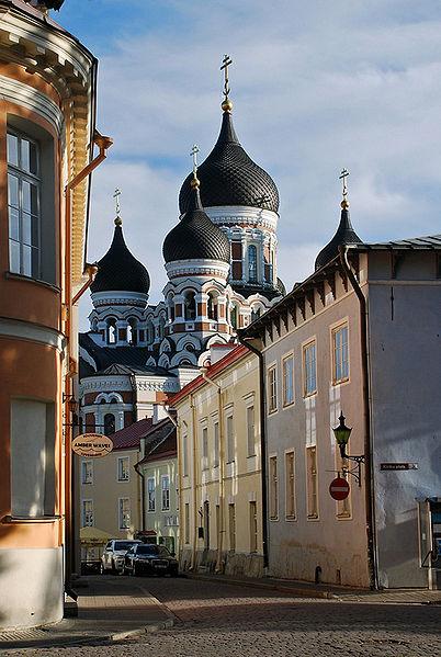 Дешевые билеты в Таллинн из СПб от 4600 RUB туда-обратно (RT)