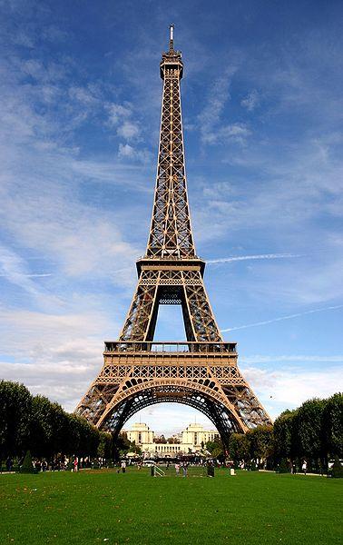 Дешевые билеты в Париж из Санкт-Петербурга от 8000 RUB туда-обратно (RT)
