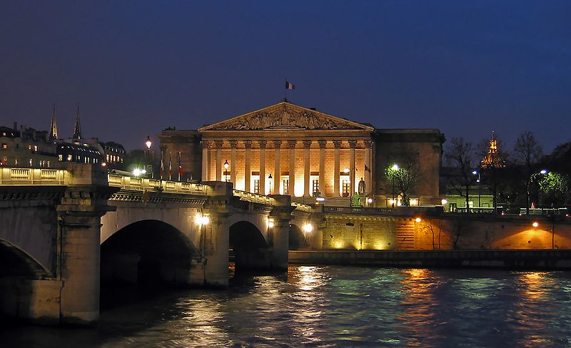 Дешевые билеты в Париж из Санкт-Петербурга от 3400RUB в одну сторону (OW)