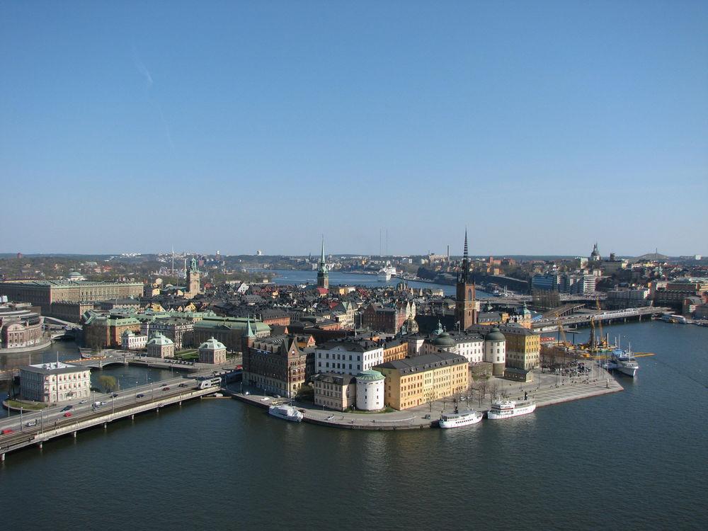 Дешевые билеты в Стокгольм из Санкт-Петербурга от 6000 RUB туда-обратно (RT)