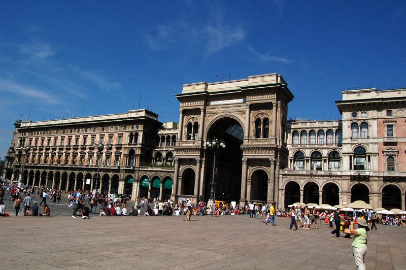 Дешевые билеты в Милан из Санкт-Петербурга от 6100 RUB туда-обратно (RT)