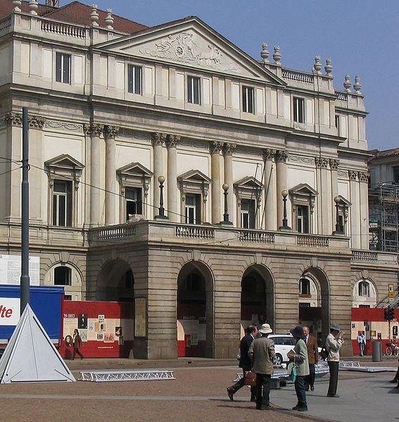 Дешевые билеты в Милан из Санкт-Петербурга от 10 800 RUB туда-обратно (RT)