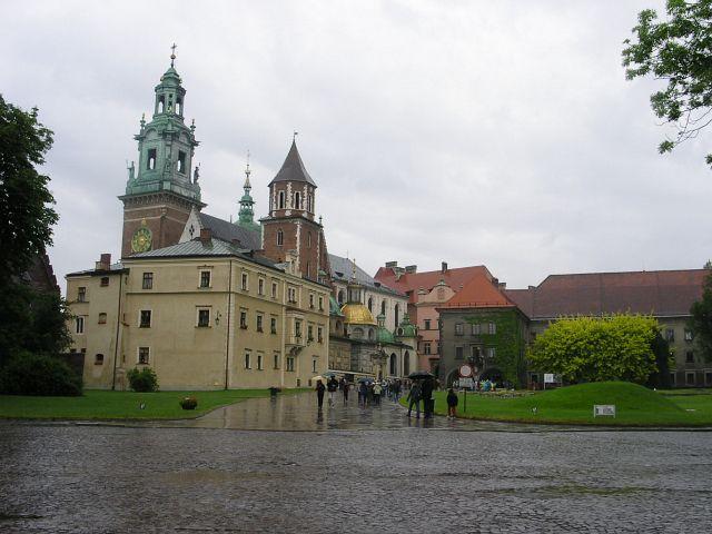 Дешевые билеты в Краков из Санкт-Петербурга от 8000 RUB туда-обратно (RT)