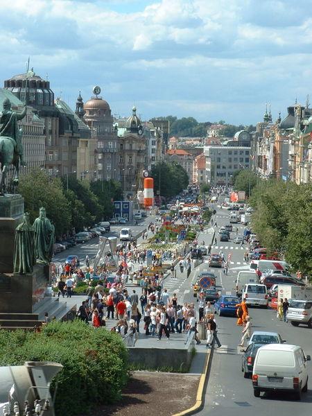 Дешевые билеты в Прага из Санкт-Петербурга от 9000 RUB туда-обратно (RT)