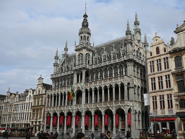 Дешевые билеты в Брюссель из Санкт-Петербурга от 3 900 RUB в одну сторону (OW)