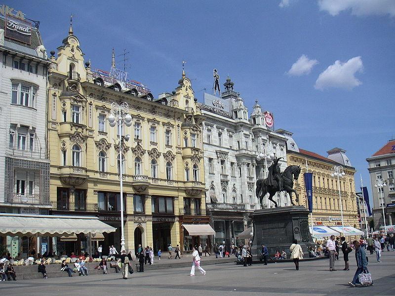 Дешевые билеты в Загреб из Санкт-Петербурга от 9900 RUB туда-обратно (RT)