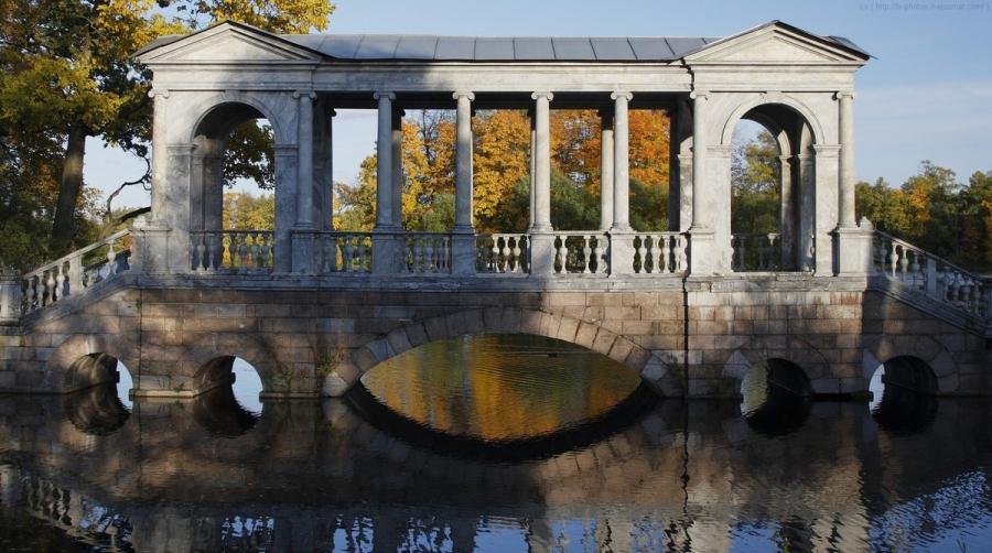 Тосканский пейзаж в Петербурге