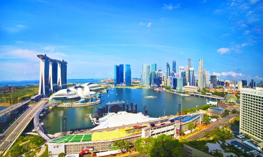 «Искусство превыше всего»: Singapore Art Week 2021