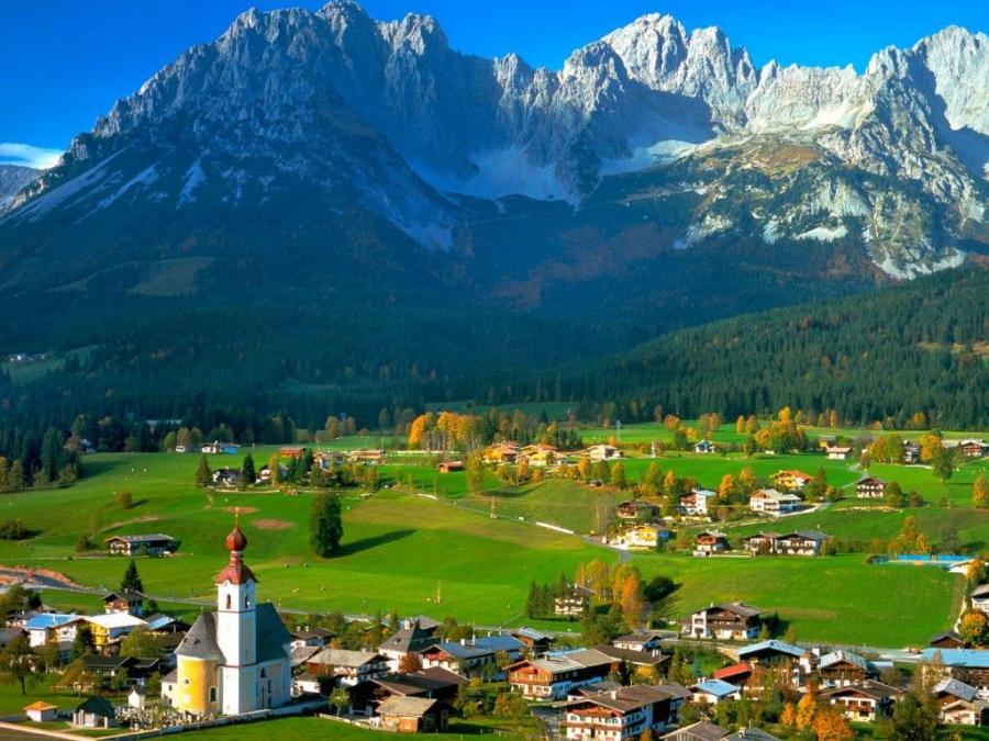 Австрия готова участвовать в развитии горнолыжного туризма в Алтайском крае