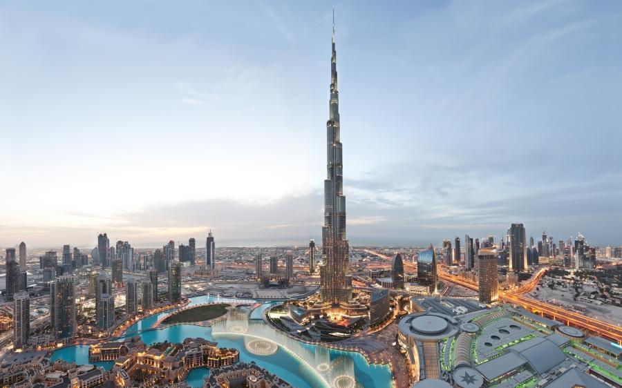 В Дубае открывается новый пятизвездочный отель с мишленовским рестораном