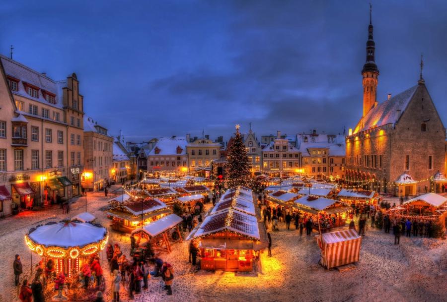 За счет чего Эстония выигрывает у прибалтийских соседей