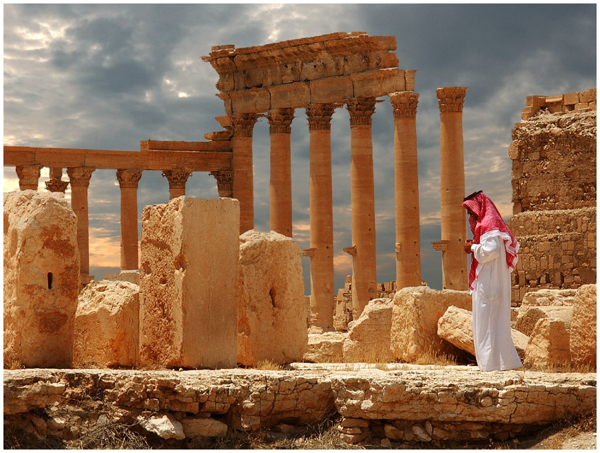 В Петербурге турагентства начали предлагать туры в Сирию